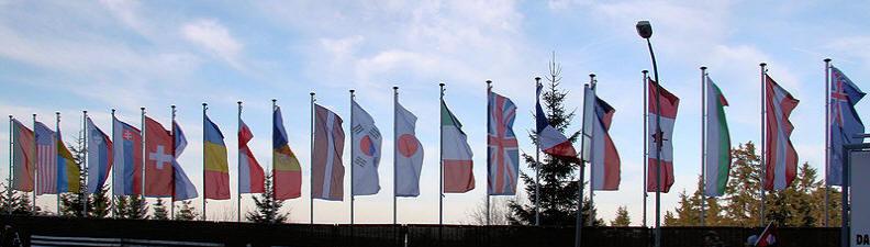 Flaggen Der Welt Alle Länder Und Internationale Organisationen