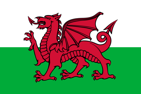 File:Flag of Wales.svg