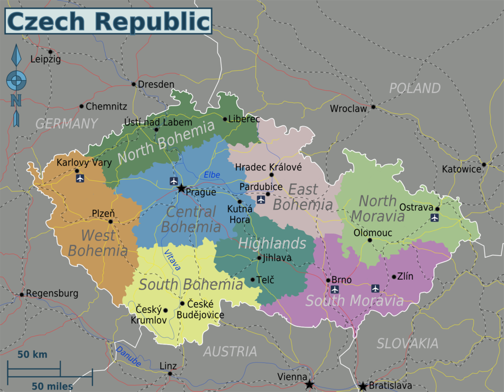 Vorwahl Czech Republic