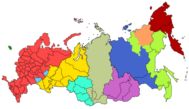 File:Map of Russia - Time Zones (October 2014).svg