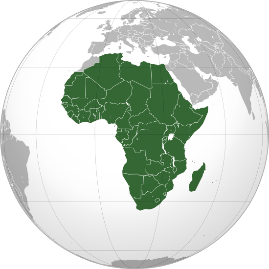 File:African Union (orthographic projection).svg