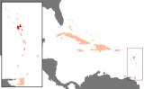 Guadeloupe Locator