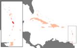 Martinique Locator