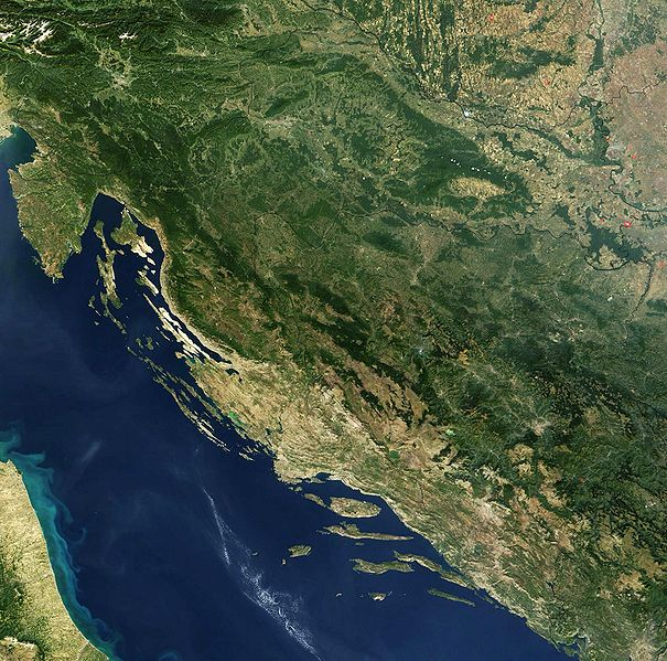 File:Satellite image of Croatia in September 2003.jpg