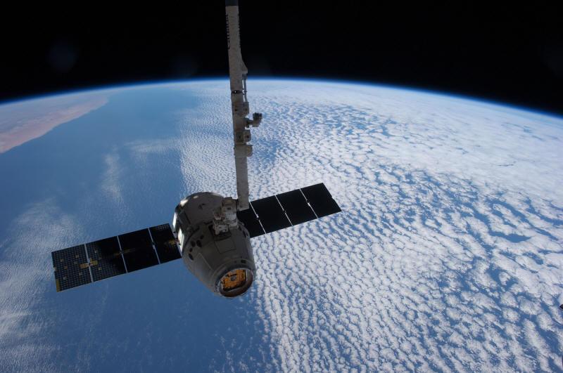 Satellitenaufnahmen